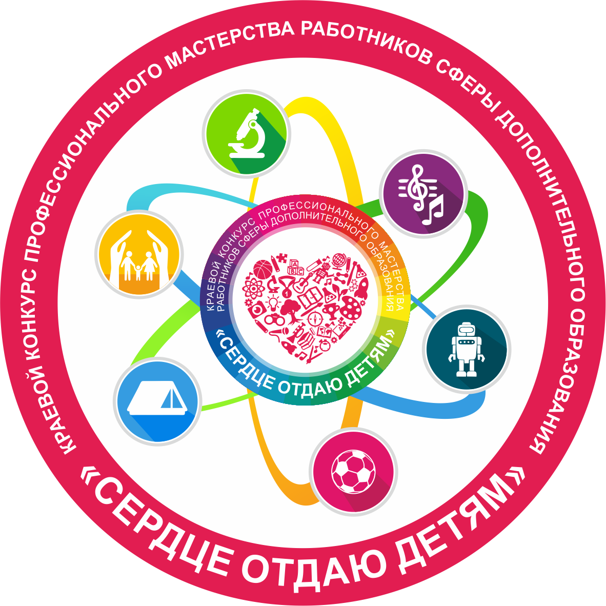 Краевой конкурс профессионального мастерства работников сферы дополнительного образования «Сердце отдаю детям»