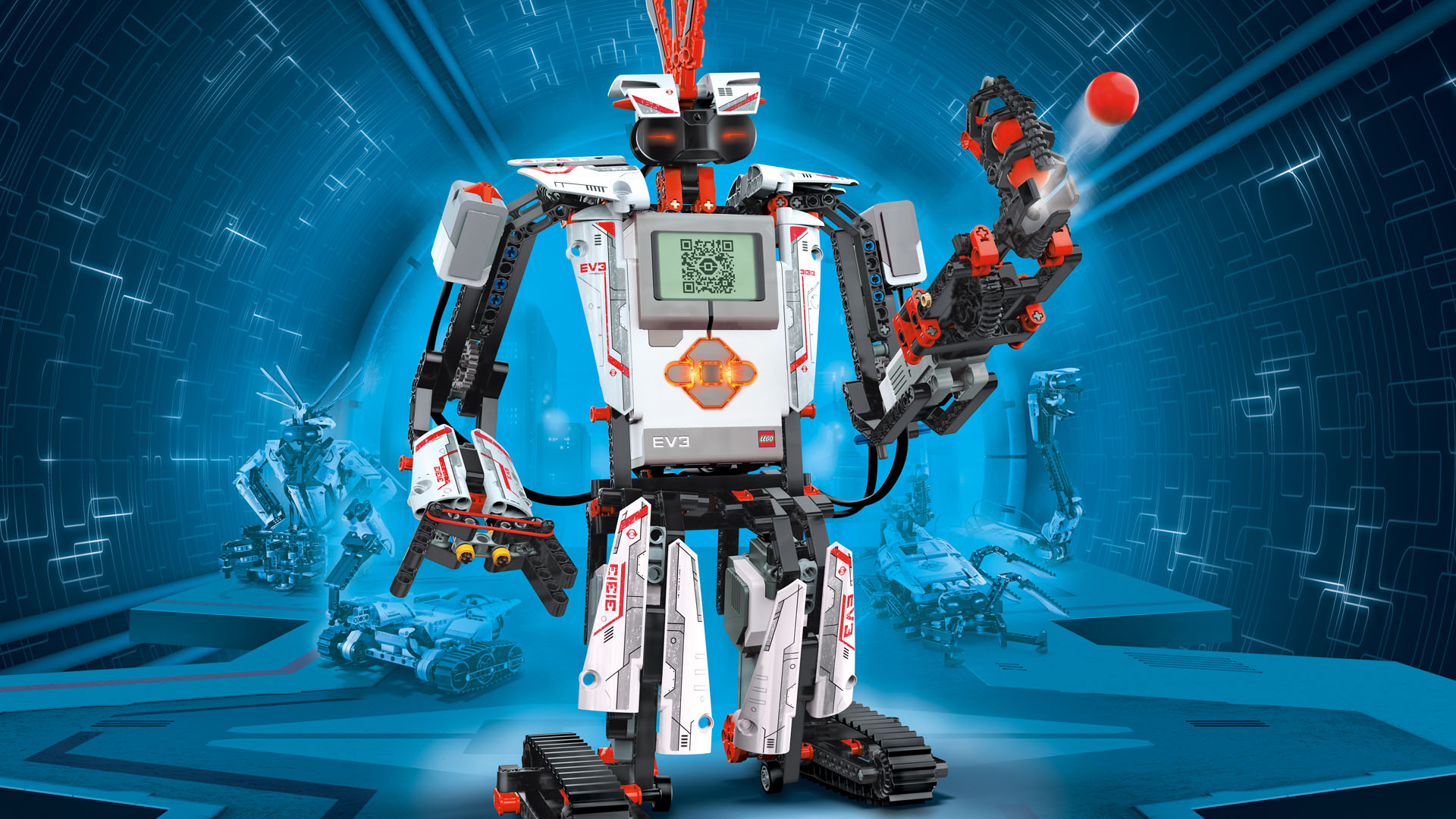 Базовые элементы роботизации технических процессов